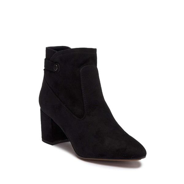Franco Sarto Womens Nixon Fabric Closed Toe Ankle Fashion Boots