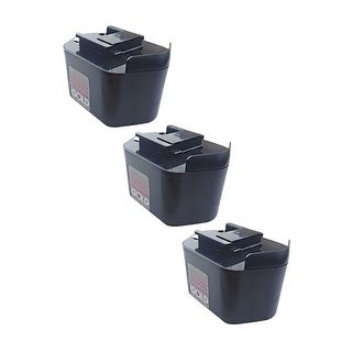 """Battery for Porter Cable 8623 (3-Pack) Powertool Battery"""