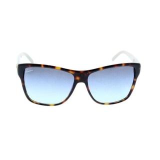 Gucci Womens Tortoise Oversized Designer Sunglasses
