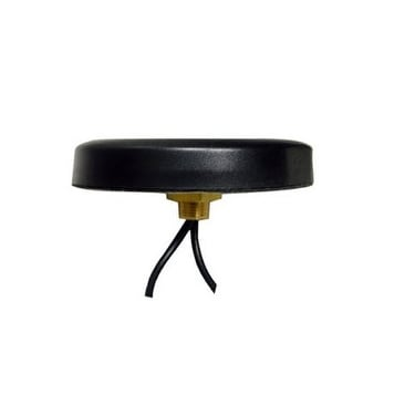 GPS/Cell/PCS Multiband Hole Mount Antenna with SMA/SMA Connector Installed