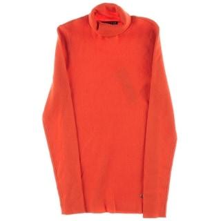 Lauren Ralph Lauren Womens Modal Blend Cowl Neck Pullover Sweater