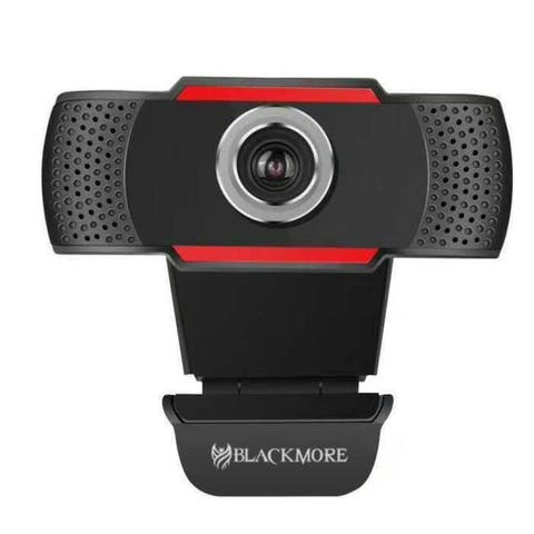 1080P HD USB Webcam with Microphone for PC Video Calling & Conferences
