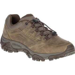 Merrell Men's Moab Adventure Stretch Hiking Shoe Boulder Nubuck