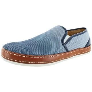Donald J Pliner Gavino Men's Slip on Sneakers Shoes