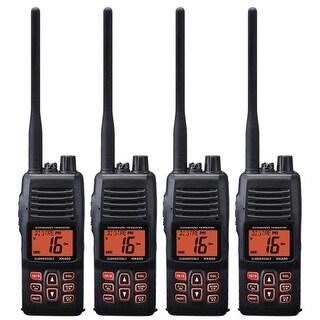 Standard Horizon HX400IS (4 Pack) Handheld VHF - Intrinsically Safe