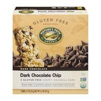 Nature's Path - Dark Chocolate Chip Granola Bar ( 6 - 6.2 oz boxes)
