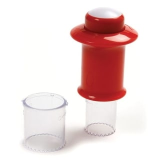 Norpro 3 Piece Cupcake Corer Set - Small and Large Corers with Cake Ejector