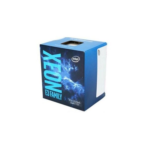 Intel BX80662E31230V5 Intel Xeon E3-1230 v5 Quad-core (4 Core) 3.40 GHz Processor