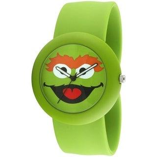 Sesame Street Slap Watch Oscar - Green
