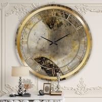 Free Shipping On Oversized Wall Clocks You Need In 2021 Overstock