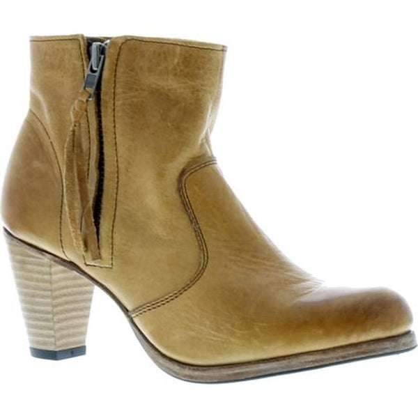 a4965a7a4a63 Shop Blackstone Women s JL72 Ankle Boot Rust Full Grain Leather ...