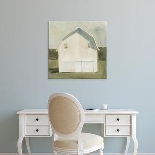 Easy Art Prints Emma Scarvey's 'Serene Barn VI' Premium Canvas Art