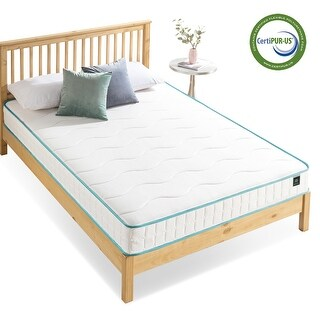 Link to Priage by ZINUS 8 Inch Tight Top Spring Mattress Similar Items in Mattresses