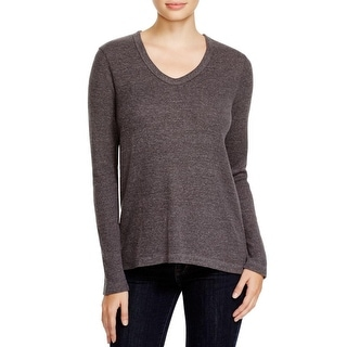Wilt Womens Pullover Top Thermal Slouchy