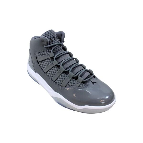 Shop Nike Air Jordan Max Aura Cool GreyBlack White Clear
