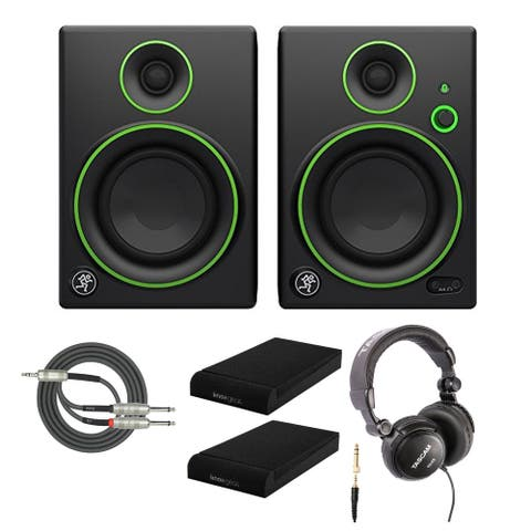 Mackie Multimedia Bluetooth Monitor with Headphones and Isolation Pads
