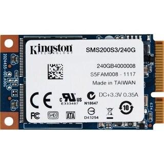 Kingston Ssd Sms200s3/240G 240Gb Mini-Sata Retail