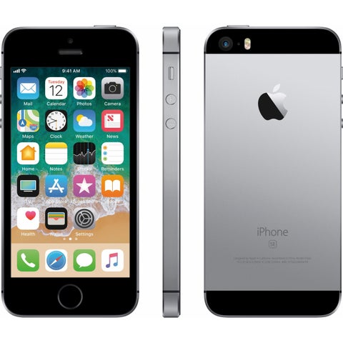 Apple iPhone SE 32gb AT&T New - grey