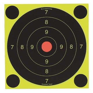 Birchwood casey 34081 birchwood casey 34081 shoot-n-c 20cm tgt uit 25/50m /6