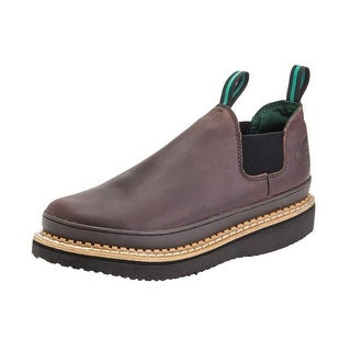Georgia Boot Work Mens Giant Romeo Leather Goodyear Soggy Brown (2 options available)