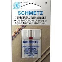 Schmetz Twin Needle - Size 1.6/70