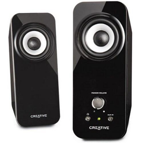 Creative Labs 51Mf1625aa001 Inspire T12 2.0 Multimedia Speaker System W/18W Rms
