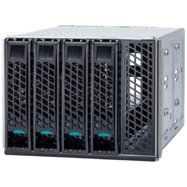 Intel - 3.5In Hot-Swap Drive Cage Kit For P4000 Chassis Family Fup4x35s3hsdk