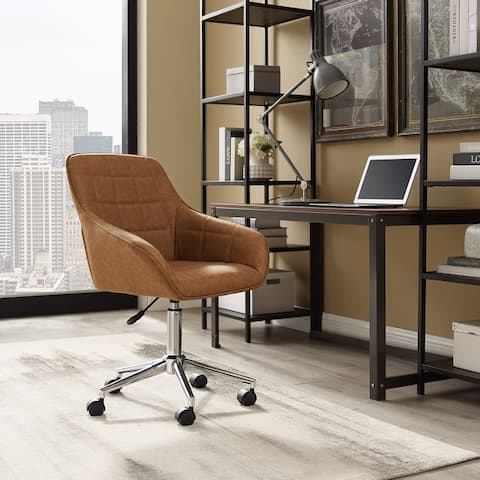 Art Leon 360 degree Swivel Home Office Chair with Caster