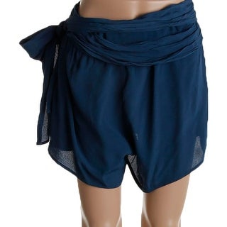 Free People Womens Casual Shorts Extreme Wrap Side Tie - 10