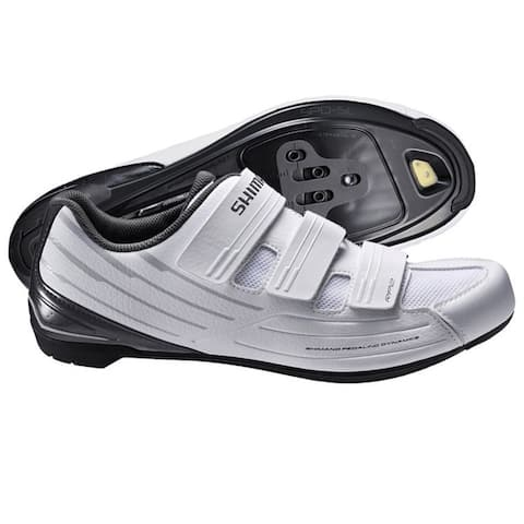 Repacked Shimano SPD SL RP2 Road Bike Bicycle Cycling Shoes White 40