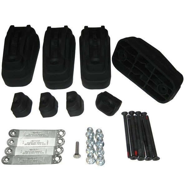 KVH Roof Mount Kit For A7/A9 Direct Roof Installations - 72-0151-01
