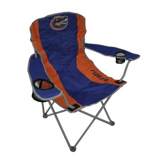 University Of Florida Gators Blue and Orange Quad Chair