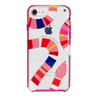 Kate Spade Womens Charming Snake Cell Phone Case iPhone 7 Printed - O/S