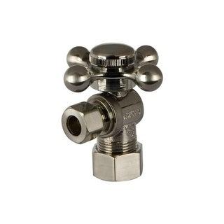 Monogram Brass MB-SVLV-500 Decorative Quarter-Turn Angle Stop (5 options available)