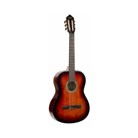 Valencia 260 Classical Hybrid Thin Neck Acoustic Guitar - Sunburst
