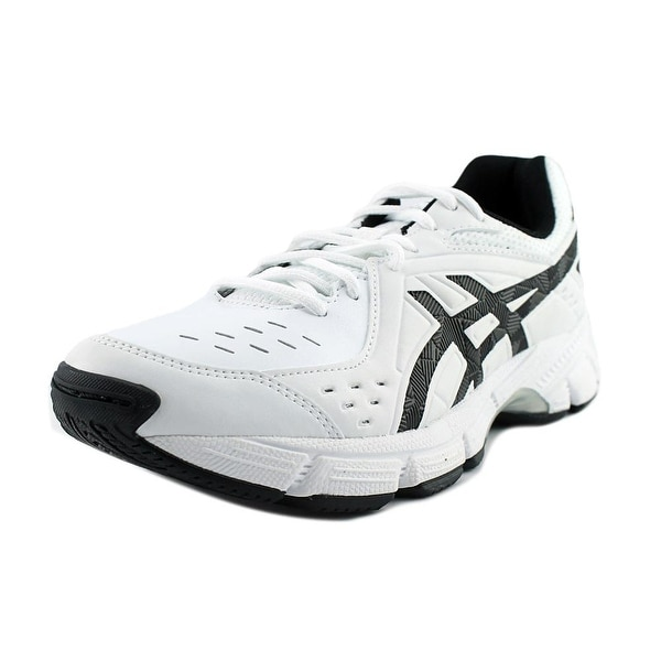 Asics Gel-195th White/Black/Silver Tennis Shoes