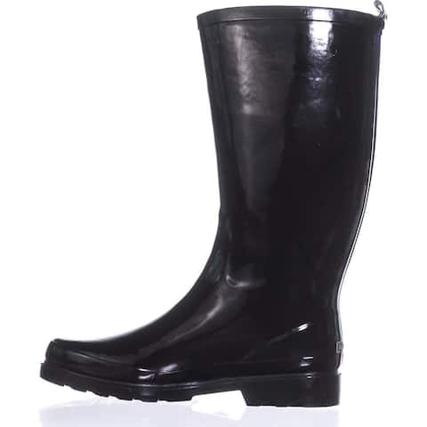 Nautica Womens Finburst Closed Toe Mid-Calf Cold Weather Boots - 9