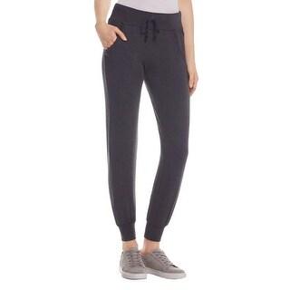 Elan Womens Jogger Pants Slim Fit Heathered