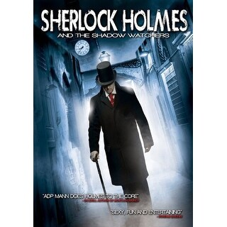 Sherlock Holmes & the Shadowwatchers [DVD]