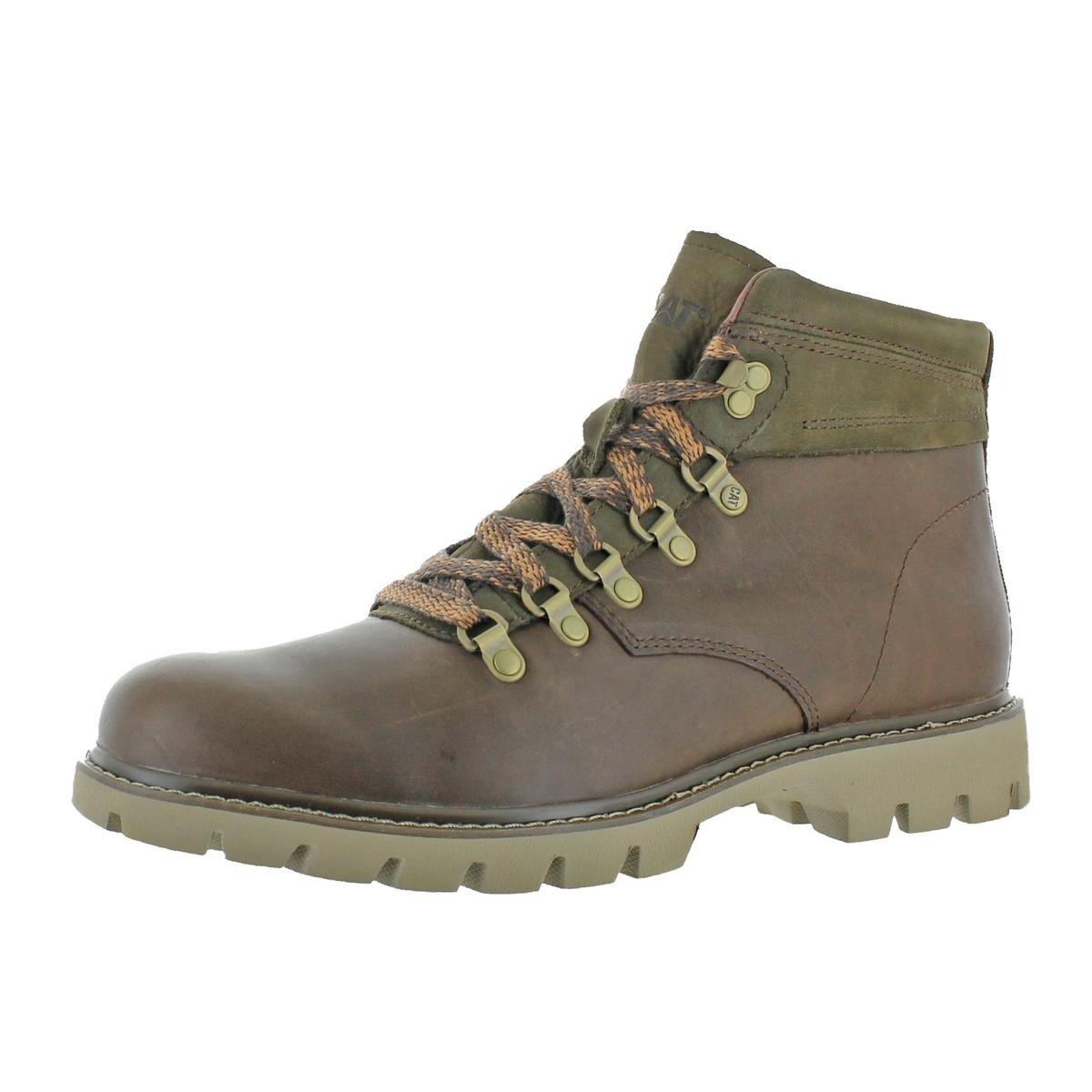 Caterpillar Mens Crux Hiking Boots Flex