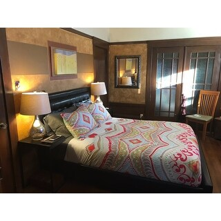 Boho Boutique Utopia Reversible Comforter Set - Multi
