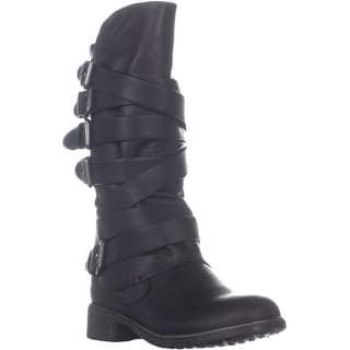 90bc383320fa Quick View.  49.99. Report Huck Mid-Calf Flat Boots