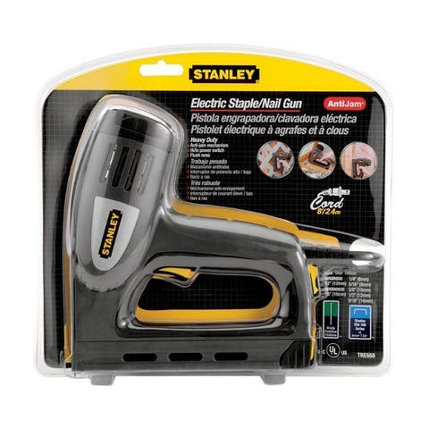 Stanley Tre550 Electric Stapler and Brad Nailer