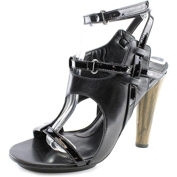 BCBG Max Azria Michaela Women Open Toe Leather Sandals