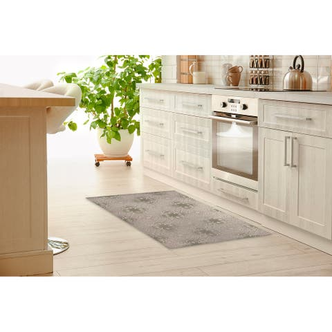 GALO MUSHROOM Kitchen Mat By Kavka Designs