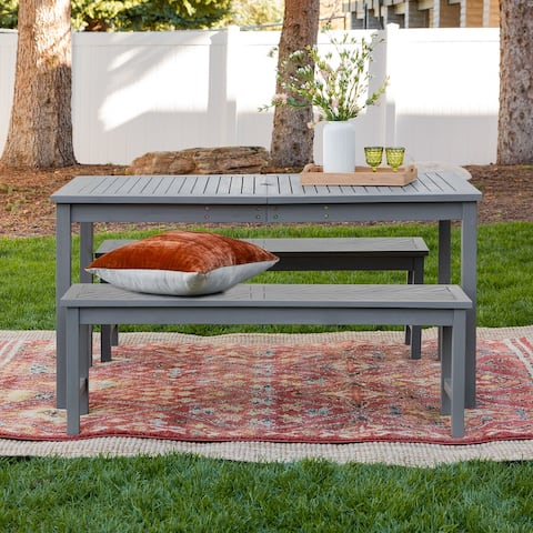 Elephant Point 3-piece Outdoor Dining by Havenside Home