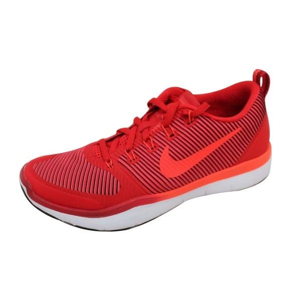 Nike Men's Free Train Versatility Bright Crimson/Black-Gym Red nan 833258-806 Size 10.5