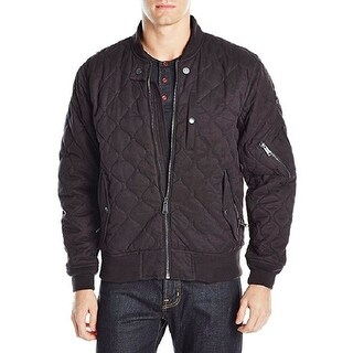 Ben Sherman Men's Quilted Flight Jacket (2 options available)