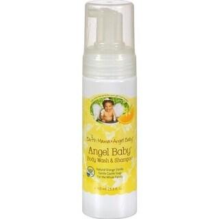 Earth Mama Angel Baby - Baby Shampoo Wash ( 2 - 5.3 FZ)