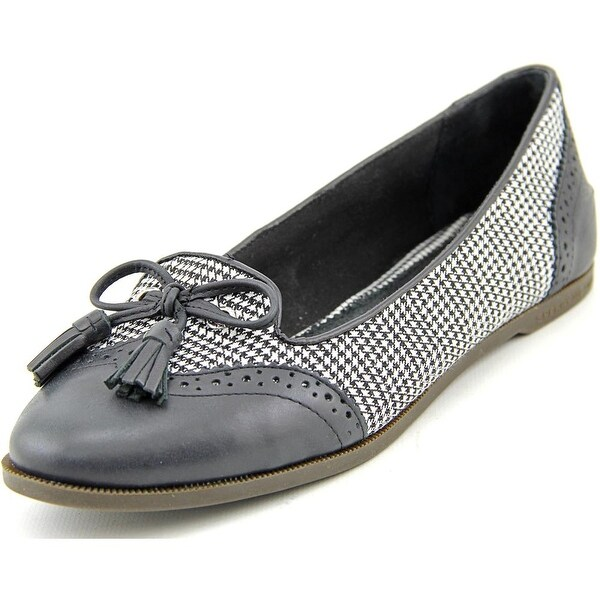 Sperry Top Sider Harper    Round Toe Canvas  Flats